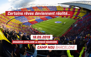CAMP NOU BARCELONE